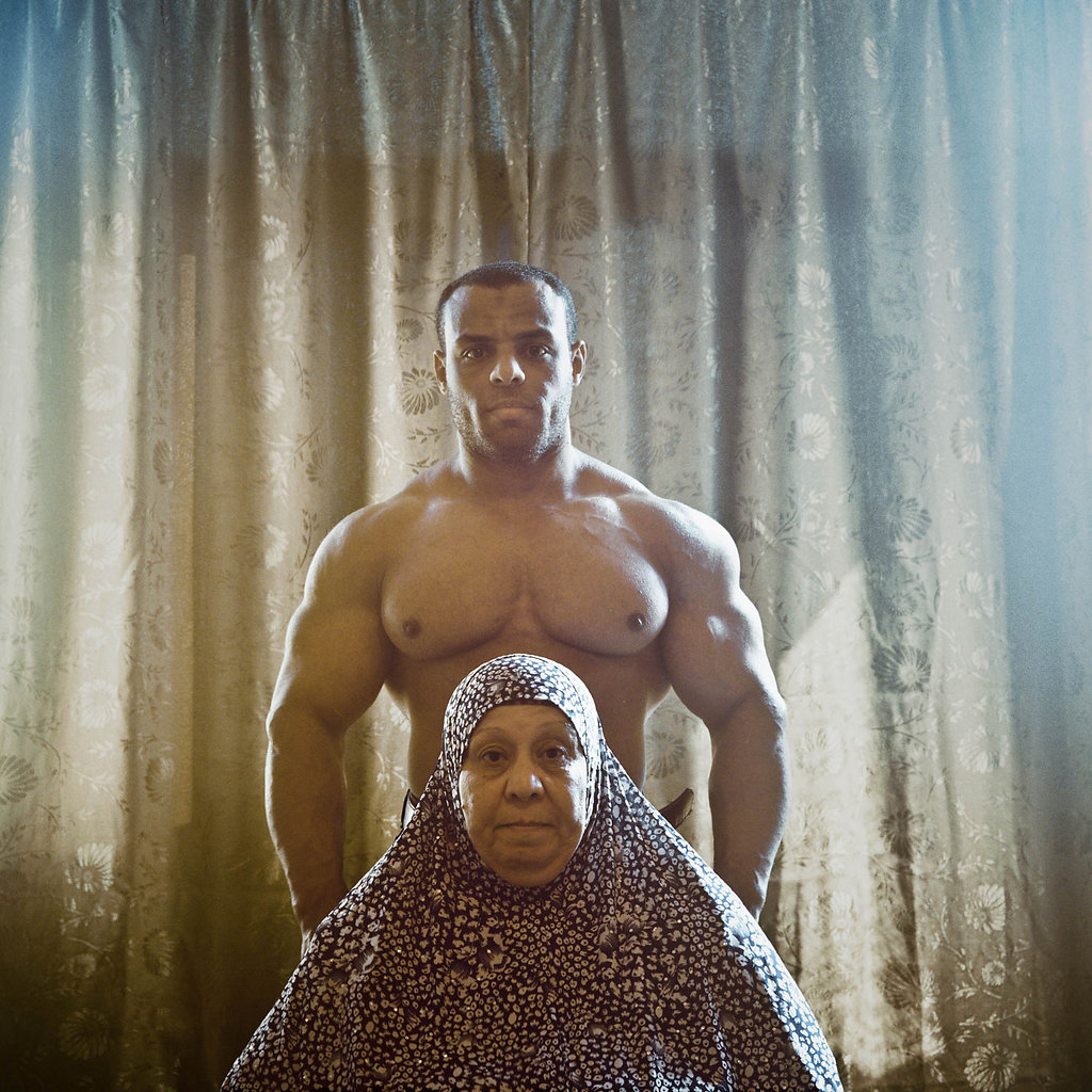 Mother and son / Mère et fils
